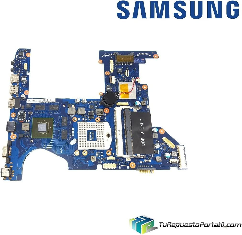 Placa Base Motherboard Samsung NP-RC530 RC530 BA92-08556A Intel I5 ...