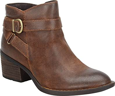 Women's Boots/born tobacco binghamton distressed hk2d47l3