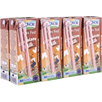Lacnor Essentials Choco Milk - 180 ml x 8
