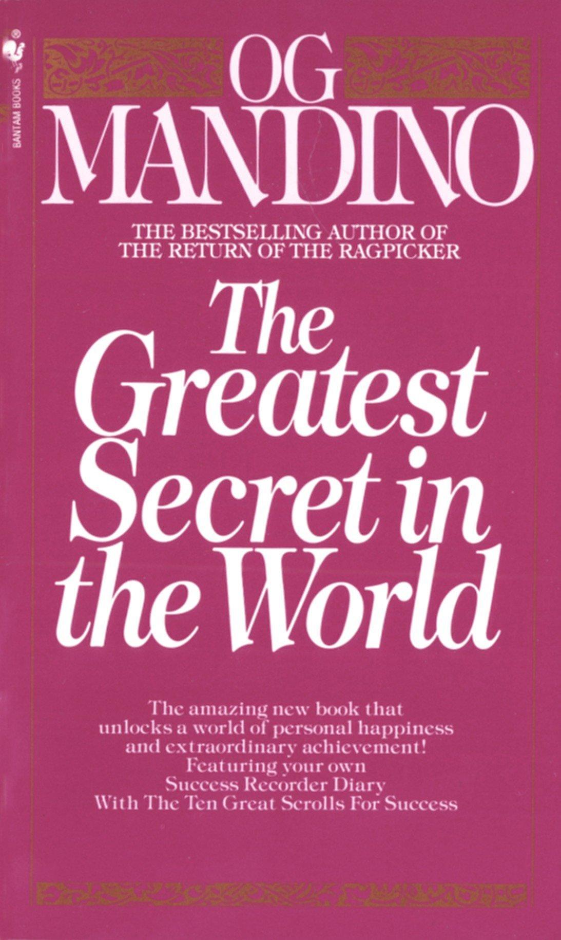 The Greatest Secret in the World Og Mandino Amazon