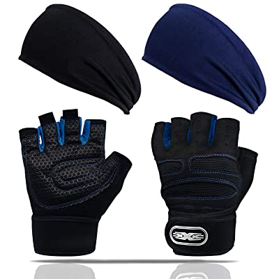 Details about  /Fitness Gloves Weight Lifting Gym Workout Training Sports Bicycle Men Women Yoga