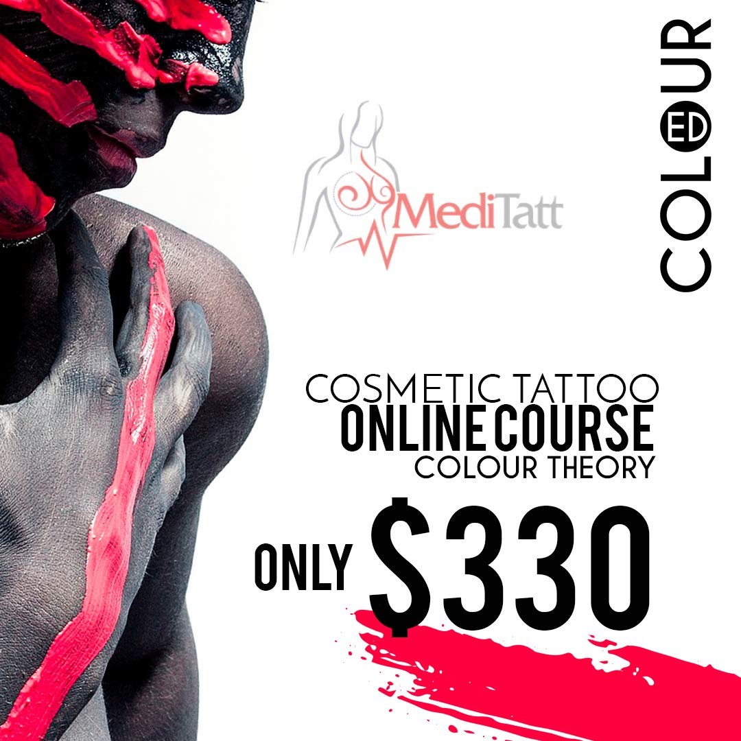 Permanent Makeup Online Color Theory Course by MediTatt