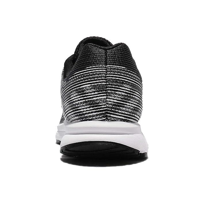 check out 19b65 b2a60 Nike Zoom Span 2, Zapatillas de Trail Running para Hombre, (Black/Metallic  Silver/Dark Grey/White 001), 48.5 EU: Amazon.es: Zapatos y complementos