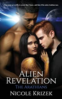 alien revelation the arathians book 4