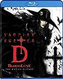 Vampire Hunter D Bloodlust English Language [Blu-ray]