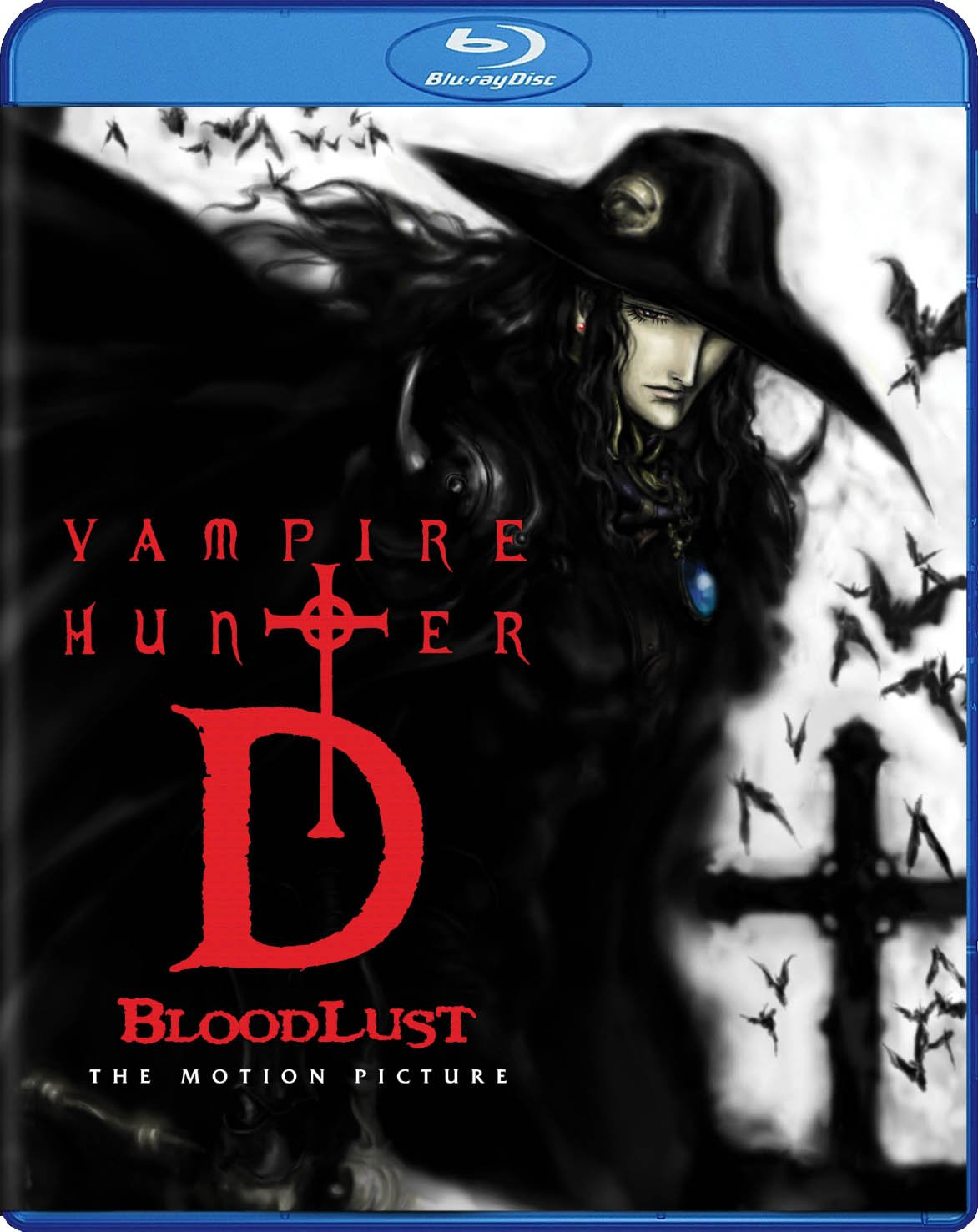 Blu-ray : Vampire Hunter D Bloodlust (Blu-ray)