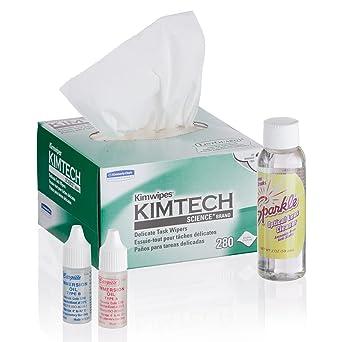 AmScope mlab-cls-kim microscopio Kit de mantenimiento y ...