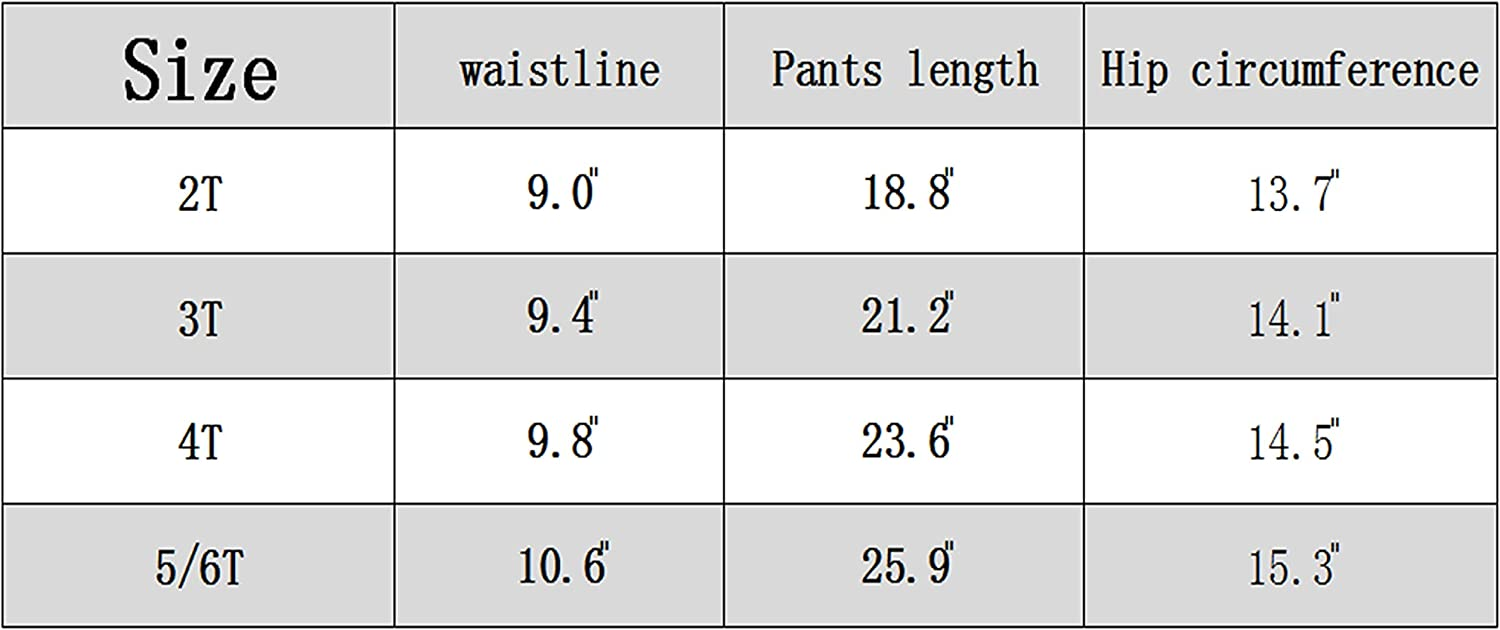 Child GHYNJUM Mamas Little Boy Unisex 2-6T Autumn Winter Cotton Casual Pants