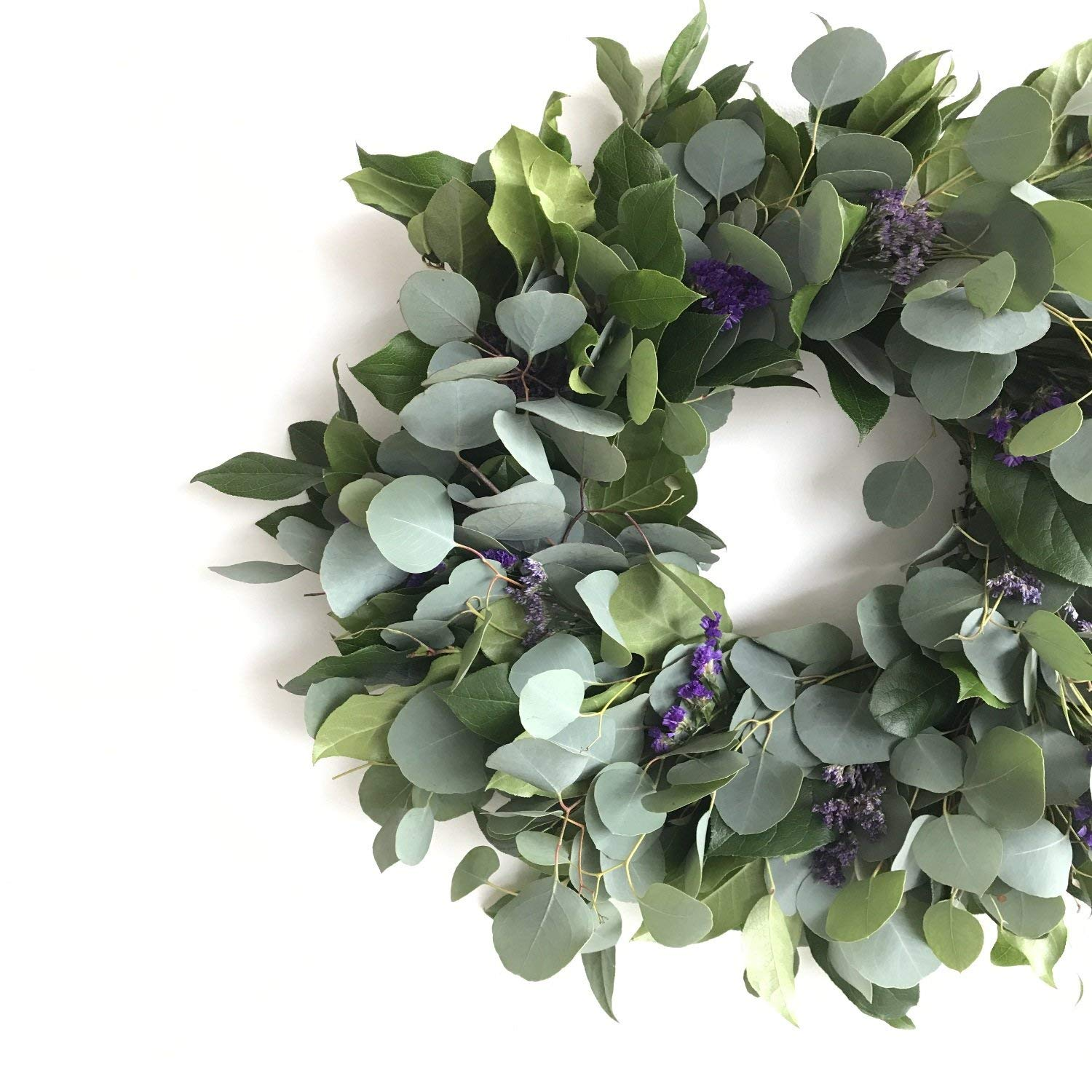 Club Botanic English Statice Arya Wreath
