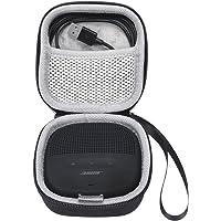 Esimen Bose SoundLink Micro Case, Protective Hard Bag Box Cover Case for Bose SoundLink Micro Bluetooth Speaker (Black…