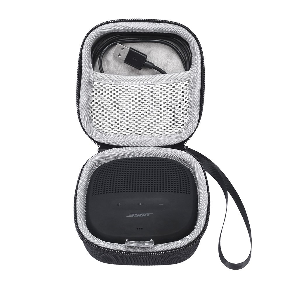 For Bose SoundLink Micro Case,Esimen Protective Hard Bag for Bose SoundLink Micro Bluetooth speaker carry box BC1-421