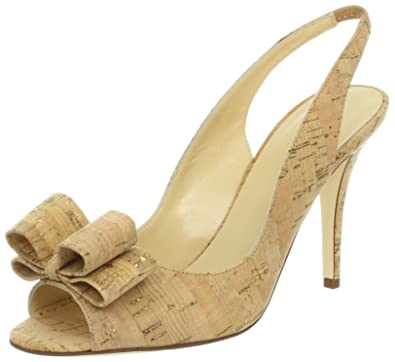 514edf461855 Amazon.com  Kate Spade New York Women s Celeste Slingback Pump  Shoes