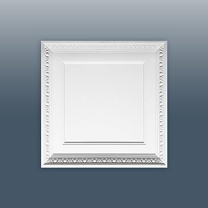 Placa decorativa 3D Orac Decor F31 LUXXUS Panel de techo para puerta o techo de poliuretano