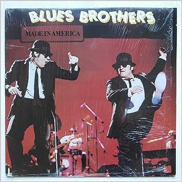 Blues Brothers Made In America 1980 Vinyl Record Vinyl Lp Amazon Com Music
