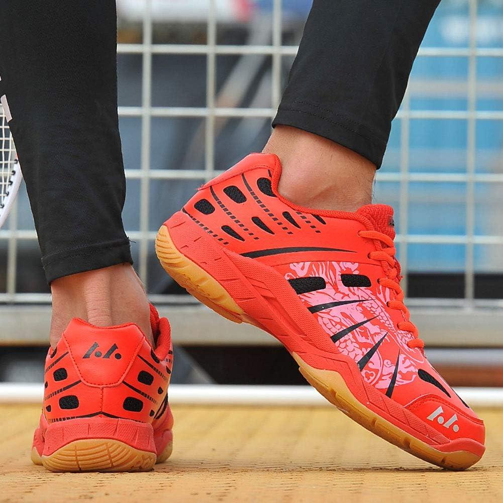 SMXX Scarpe da Badminton Traspiranti Scarpe Sportive Indoor Comfort Antiscivolo