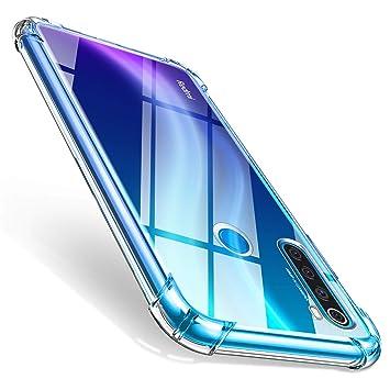 AROYI Xiaomi Redmi Note 8 Funda, Ultra Fina Silicona TransparenteTPU Carcasa Protector Airbag Anti-Choque Anti-arañazos Case Cover para Xiaomi Redmi ...