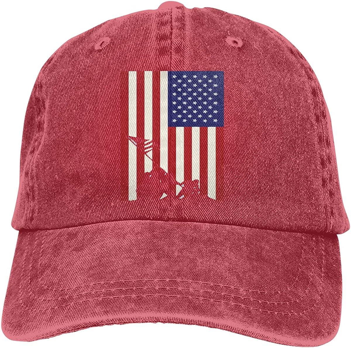 Iwo Jima Adult Custom Cowboy Hat Casquette Adjustable Baseball Cap