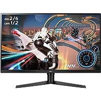 "LG 32GK850F-B Class Quad HD Gaming Monitor with G-SYNC, 32"", 2560 x 1440 pixel, Black"