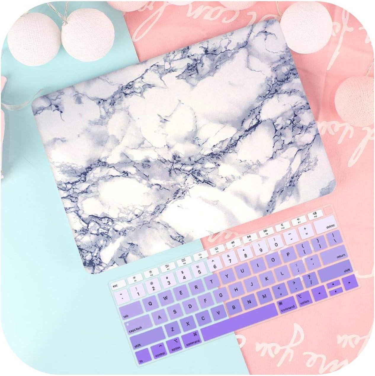 New Print Case for MacBook Air Pro Retina 11 12 13.3 New Mac Book 13 15 Touch Bar 2019 A1932 A2159 A1707 A1990 Keyboard Cover-Rs874-Air 11 Inch A1465