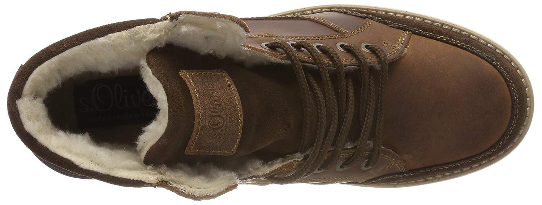 s.Oliver 16238-31 Botas de Nieve para Hombre