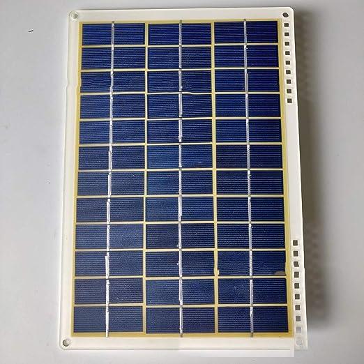 Maintaner De Batería Solar, Portátil Panel Solar Cargador De ...