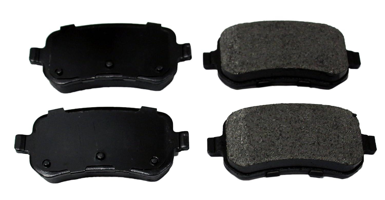 Monroe FX1021 ProSolution Semi-Metallic Brake Pad