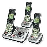 VTech CS6429-3 3-Handset DECT 6.0 Cordless Phone