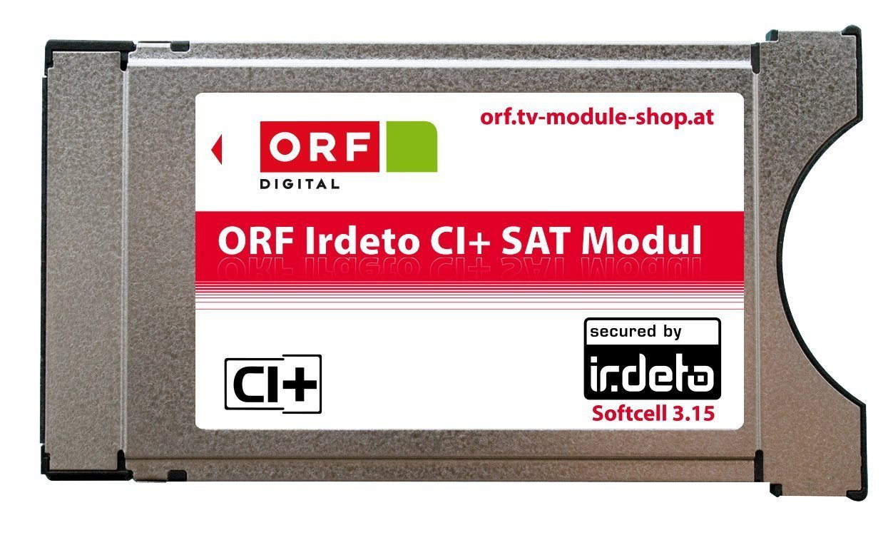Orf Karte Ci Modul.Orf Irdeto Ci Modul For Orf Ice Card To Receive Orf