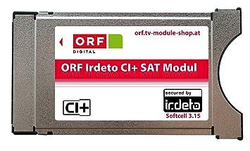 ORF Irdeto Ci + - Módulo para Tarjeta ORF Ice de recepción ...