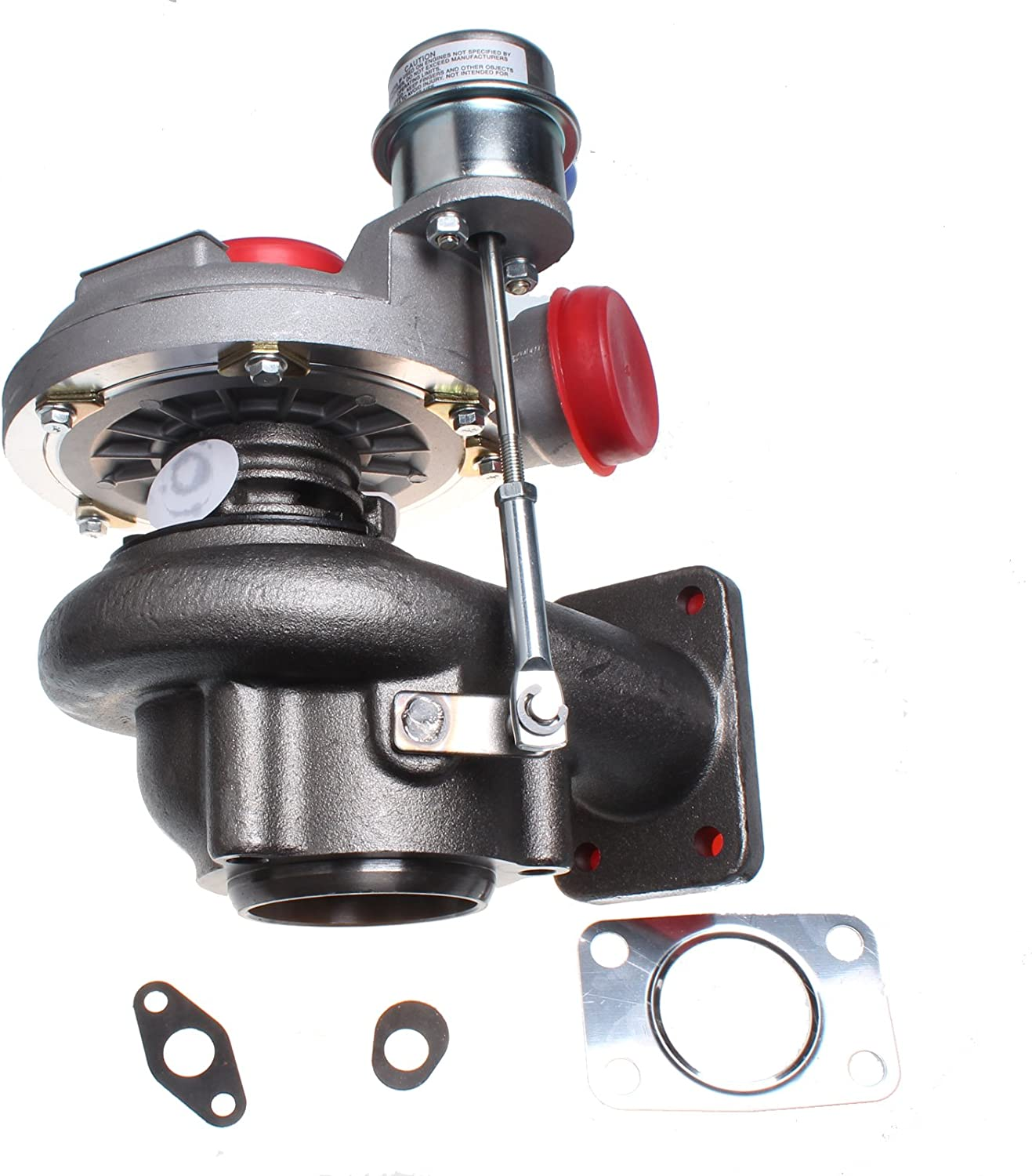 Holdwell Turbo Charger 2674A231 711736-5029S GT25 for Perkins T4.40 Engine
