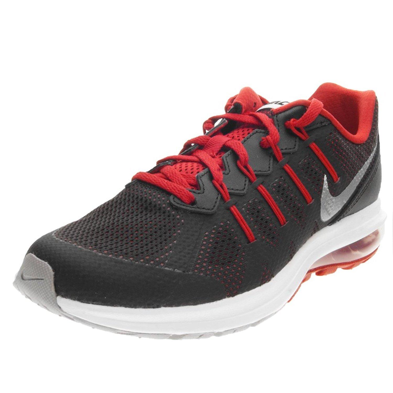 quality design e39c3 e03c5 Nike Herren Air Max Dynasty (GS) Laufschuhe 38.5 EU Black (Schwarz    Metallic Silber-wei ) - sommerprogramme.de