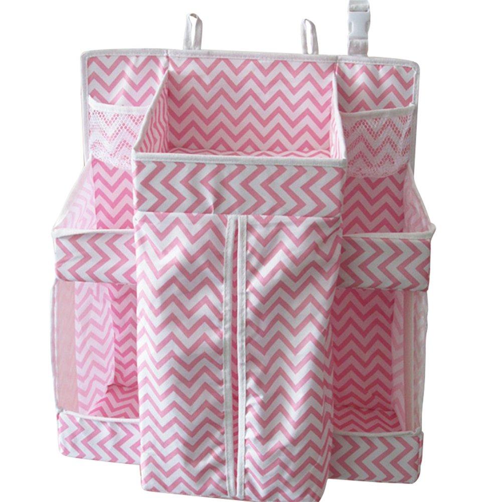 Windel Caddy Lagerung für Kinderzimmer, Lagerung Windeln hängenden Korb Hellomiko