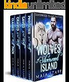Wolves Of Silverwood Island (Silverwood Island Shifters)