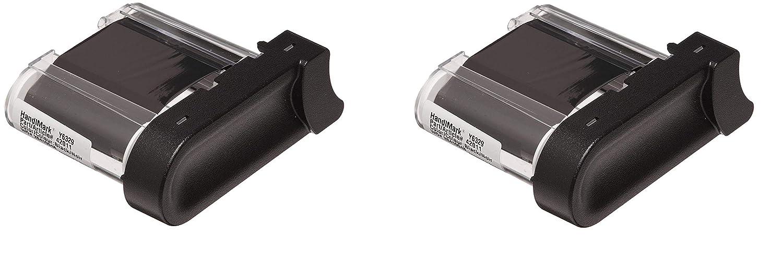 42011 - Black Thrее Расk 2 Width Brady HandiMark Series R1600 Printer Ribbon 75 Length