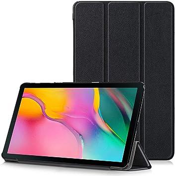 TTVie Funda para Samsung Galaxy Tab A 10.1 2019, Carcasa Ultra Delgado y Ligero con Cubierta de Soporte para Samsung Galaxy Tab A 10.1 2019 SM-T510 / ...