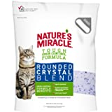 Nature's Miracle Rounded Crystal Litter, 8 lb