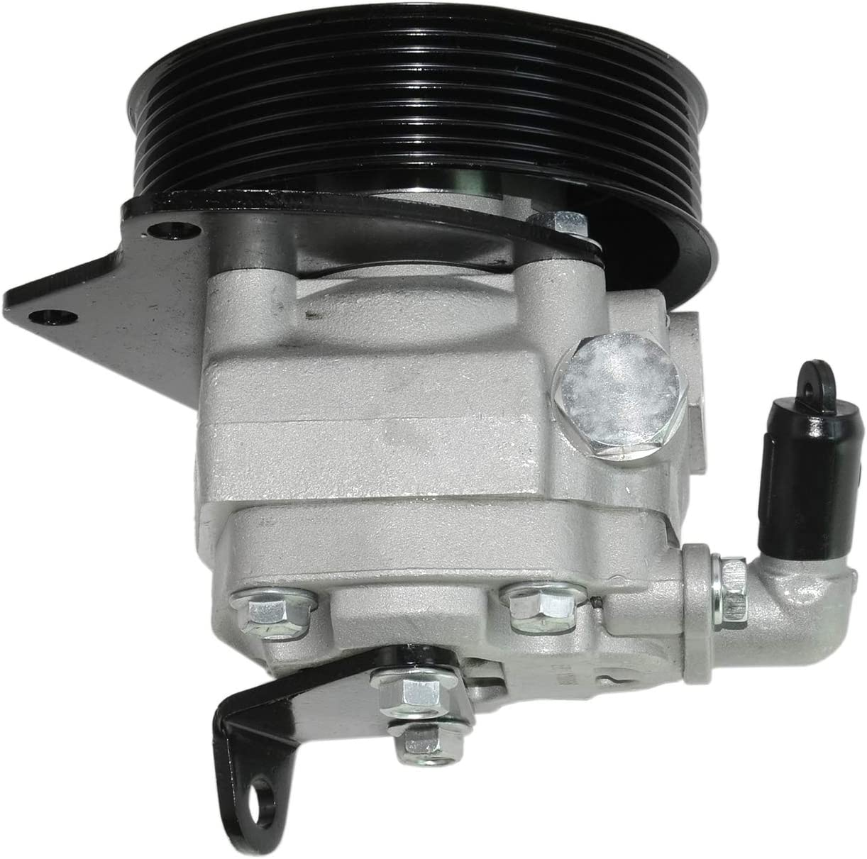Power Steering Pump QVB500660 For La-nd Rover Discovery LR3 LR4 Range Rover Sport 2.7 3.0 D Td