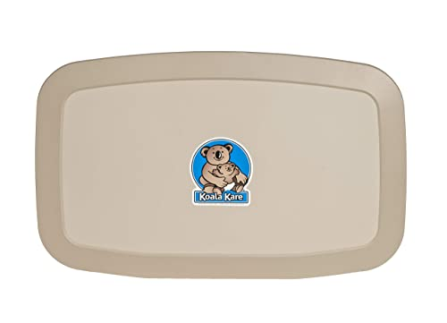 Koala Kare KB200-11 Horizontal Wall Mounted Baby Changing Station
