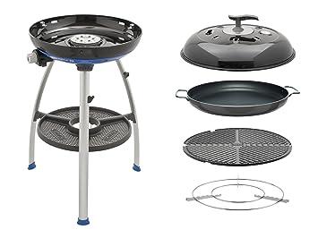 Cadac Carri Chef Deluxe.Cadac Carri Chef 2 Paella Pan Combo Amazon Co Uk Garden Outdoors