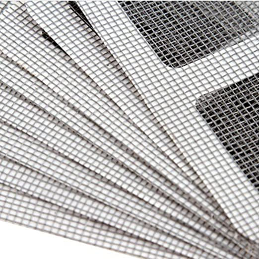 Compia SAFEBET 130cm X 150cm Insect Fly Mosquito Repelling Window Net Netting Mesh Screen With Sticky Tape