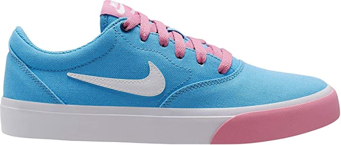 NIKE SB Charge Canvas, Running Shoe para Mujer: Amazon.es: Zapatos y complementos
