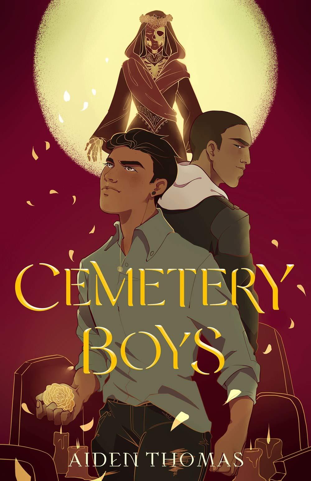 Cemetery Boys: Amazon.co.uk: Thomas, Aiden: 9781250250469: Books