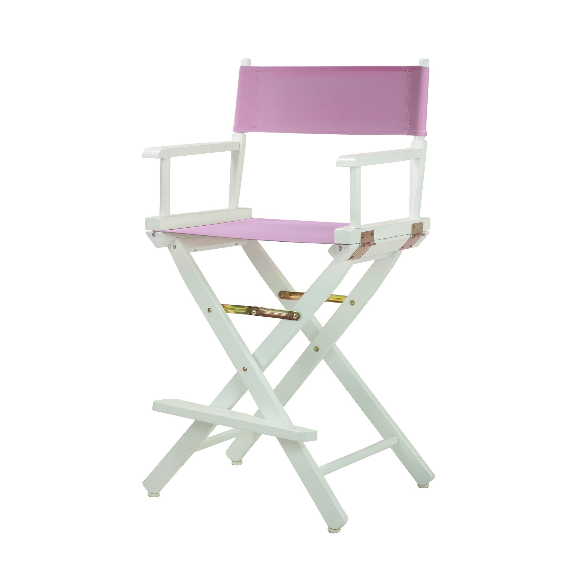 Casual Home 220-01/021-22 Director Chair, 24''-Counter Height, Pink