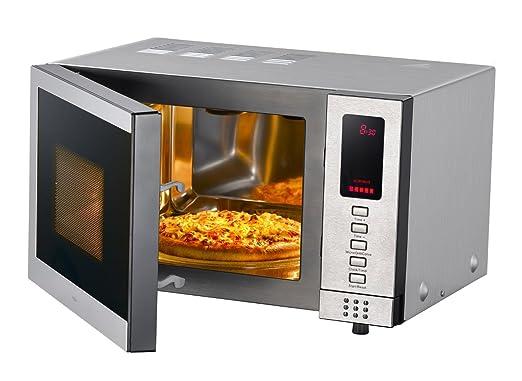 Oramics - Horno 3 en 1 (microondas, horno con aire de circulación ...