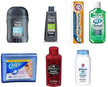 amazon com dove deodorant body wash arm hammer toothpaste
