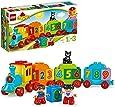 Lego 10847 10847 Pociąg Z Cyferkami ,Kolorowy