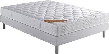 Dunlopillo Conjunto dunloprems colchón LOL + somier ...