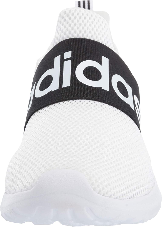 adidas Lite Racer Adapt Shoes, Légères Courses, adaptées Homme Blanc Blanc Noir