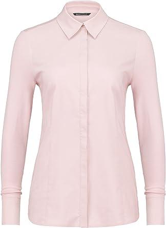EXPRESSO - Camisas - para Mujer Rosa Pastel S: Amazon.es ...