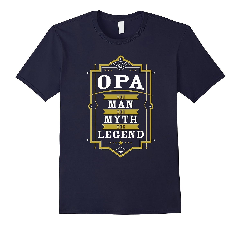 Legend Grandpa Shirt Men Asphalt-Veotee